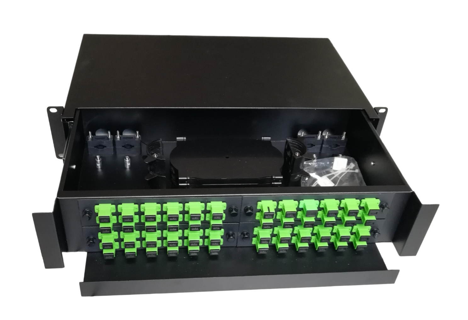 Distribuidor Optico para Rack