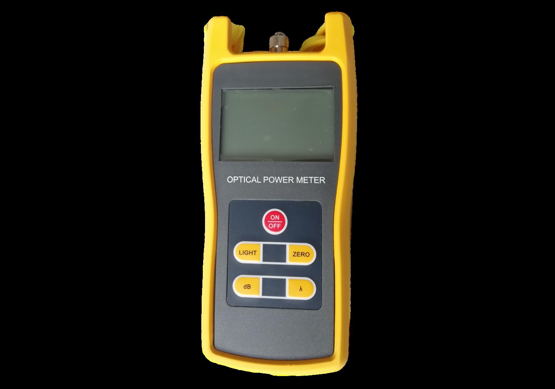 Power Meter Alpha-Fiber Medidor de Potencia