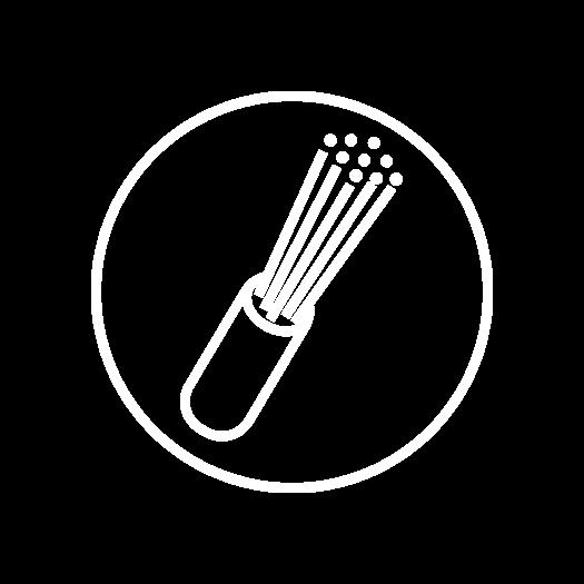Icono Diseño Alpha Fiber Mobile