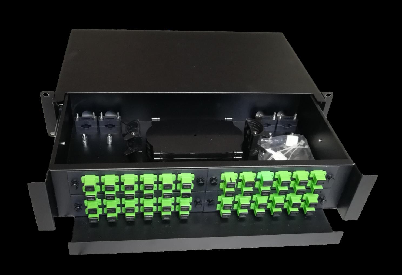 Distribuidor Optico para Rack
