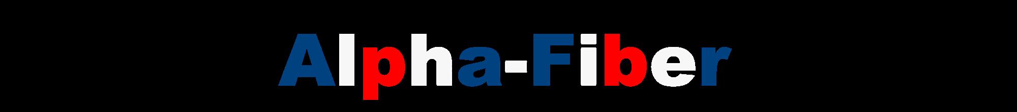 Alpha-Fiber Logo Gris Mobile OK