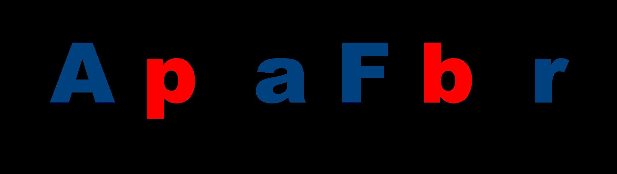 Alpha-Fiber Logo